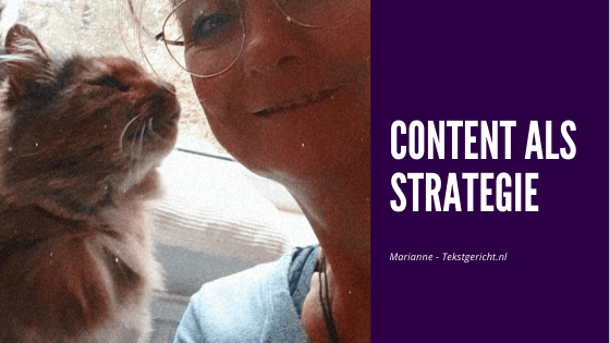 Content als strategie?