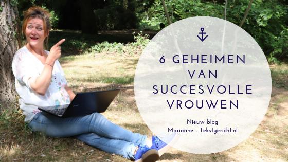 6 geheimen van succesvol ondernemende vrouwen