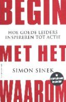 Simon Sinek leestip Marianne Canters Schrijfcoach colcom december verlanglijst