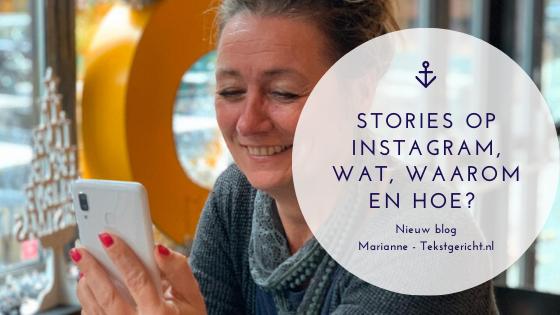 Instagram stories, wat, waarom en hoe?