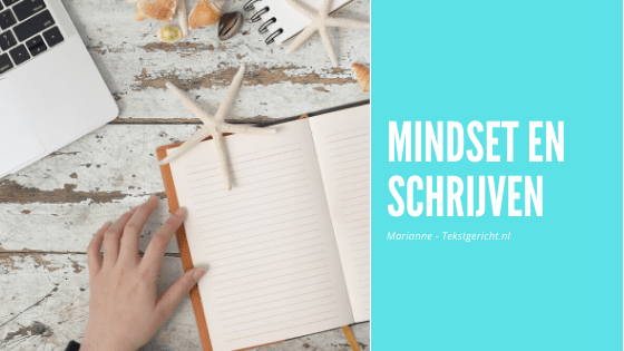 Mindset en schrijven